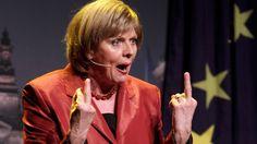 Stunksitzung: Angela Merkel rastet aus   WDR