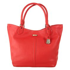 Cole Haan Village Serena Large Tote - love the punchy color!