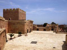 Alcazaba de Almería, Andalucía, Spain