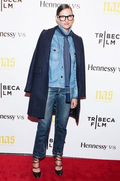 Jenna Lyons' Complete Guide to Denim