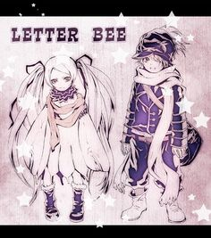 Niche and Lag Seeing        _Tegami Bachi | Letter Bee