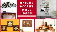 10 Products To Create An Accent Wall That Catch The Eyes- Plan N Design