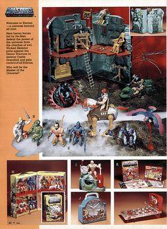 Masters of the Universe 1984-xx-xx Montgomery Ward Christmas Catalog P042