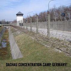 Dachau, Germany.