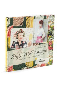 Style Me Vintage: Hair, #ModCloth