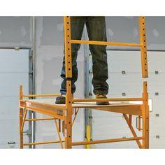 Metaltech Multipurpose 6ft. Baker-Style Scaffold