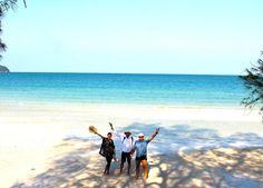 Beata, Barbara, Tomasz i Kazimierz podróżowali z Planet Escape aż do trzech krajów podczas jednej wyprawy - do Tajlandii, Kambodży i Wietnamu! :) #thailand #cambodia #vietnam #planetescape #travels