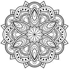 Bildergebnis für muster mandala