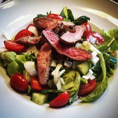 Thailändischer Rindfleischsalat  #foodblog #food #foodporn #thaifood #thai #beef #chili #traditional #kochenistliebe