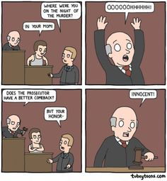 If I Was A Judge
