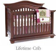 Baby Cache Heritage Lifetime Crib