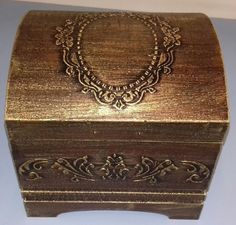 Diy Arts And Crafts, Diy Crafts, Decoupage Vintage, Handbags Michael Kors, Interior Design Living Room, Decorative Boxes, Projects To Try, Antiques, Design Ideas