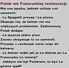 Funny Lyrics, Polish Memes, Funny Mems, Bad Puns, Bad Mood, Wtf Funny, Funny Animals, Texts, Haha