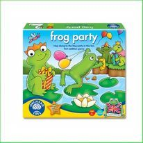 Frog Party Game Green Ant Toys www.greenanttoys.com.au #frogparty #games #Toys