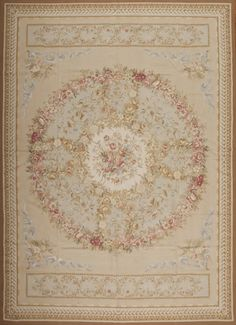 RugStudio presents the Aubusson 113134 by Samad.This item has been discontinued…