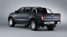 2015 Ford Ranger truck