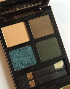 We just received these stunning new quads from Tom ford which have just launched.  We have four palettes each holding four shades in a mix ...