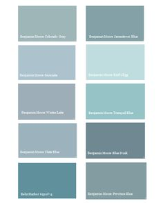 Paint My Favorite Colors For The Kitchen Jamestown Blue Slate Or Colorado Gray