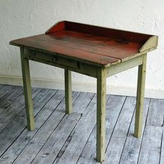 Small Writing Table, $468, now featured on Fab.
