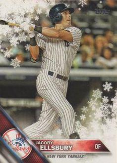 2016 Topps Holiday Baseball #HMW17 Jacoby Ellsbury Front