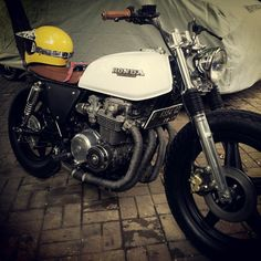 Honda CB650 | Want, want the exhaust the most.