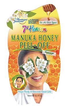 Montagne Jeunesse Manuka Honey Peel Off Masque $24.90  http://honeydipperzone.com/listing/montagne-jeunesse-manuka-honey-peel-off-masque/  #manuka honey #peel-off #mask