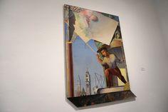 """""""Faetón o el peligro de las maquinaciones"""", Guillermo Pérez Villalta en """"Punto de encuentro"""" #ColecciónSoledadLorenzo #Exposición #MuseoReinaSofía #Madrid #Art #ArteContempóraneo #ContemporaryArt  #Arterecord 2017 https://twitter.com/arterecord"""