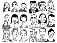 May Faces 03 by Don Moyer, via Flickr