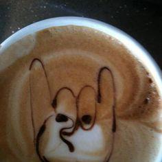 Rockhand koffie
