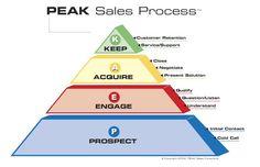 Peal Sales Process model
