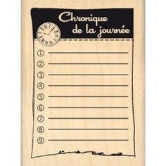 CHRONIQUE DE LA JOURNEE