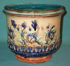 Jardini res et pots de fleurs on pinterest earthenware - Pots et jardinieres ...