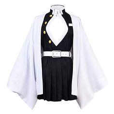 Mitsuri Cosplay Costume for Halloween 2020 #halloween #halloweencostume #cosplaycostume #costumeformen #costumeforwomen #costumeformale #costumeforfemale