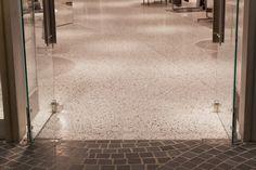 Mark & Brandy Aker Brygge, Oslo - Respo Terazzo Oslo, Terrazzo, Tile Floor, Flooring, Decor, Velvet, Decoration, Tile Flooring, Wood Flooring