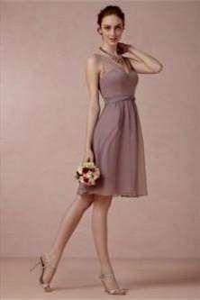 Cool dusty mauve bridesmaid dresses 2017
