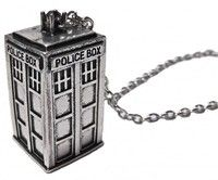 I think you'll like Hot Vintage Doctor Who 3D Tardis Police Box Pewter Tall Pendant Chian Necklace. Add it to your wishlist!  http://www.wish.com/c/54b8dc036aab4809860b87fa