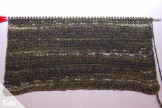 Strickanleitung Crocheting, Tejidos, Creative