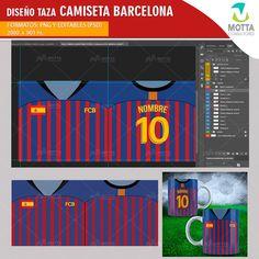 Diseño Camiseta BARCELONA sublimación de tazas - Sublimación de Mugs - Sublimation Templete - Plantilla Taza Camiseta Fútbol Barcelona  #barcelona_turisme #barcelonaenamora #barcelona🇪🇸 #barcelonabeach #barcelonaart #fcbarcelona #barcelonafood #barcelona #barcelonatattoo #barcelonaexperience #barcelonalovers Heat Press, Motto, Barcelona, Map, Design, Mugs, Personalized Cups, Template, Envelopes