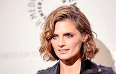 #StanaKatic at the 2012 Paley Fest ••• Stana Katic en el Paley Fest 2012 #Castle