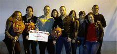 'Hello Kitty del infierno' gana la I Carrera Autos Locos de Pozoblanco