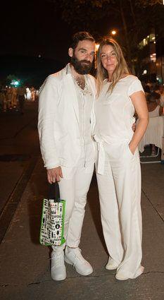 Styles de soirée: le spectaculaire Dîner en Blanc de Montréal (PHOTOS/VIDÉO)