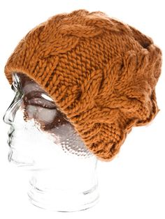 Burton beanies always fit me well, and I love the color for fall!