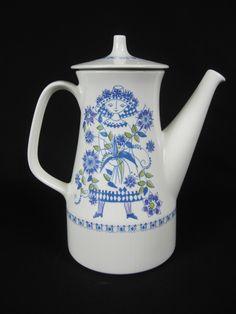 Vintage Figgio Lotte Tall Teapot