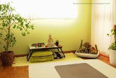 Um blog sobre vida simples, minimalismo, yoga, budismo, ciência...