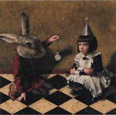 Shichinohe Masaru: Il Calice di Alice... Rabbit