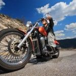 The top 10 motorcycle rides in North America are full of amazing scenery. Visit Discovery to check out the top 10 motorcycle rides in North America. Novelty Motorcycle Helmets, Motorcycle License, Motorcycle Outfit, Motorcycle Rides, Motorcycle Adventure, Motorcycle Images, Retro Motorcycle, Bike Rides, Weekender