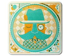 36 Creative Drink Coasters #drinking trendhunter.com