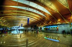 40 Exceptionally Beautiful HDR Photos Of Airports In Asia