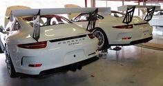 Porsche GT3 Cup Racers