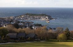 Views down towards the sea can be enjoyed from the Tregenna Country Club in Cornwall, England. #Tregenna #England #Timeshare. http://www.timeshare-hypermarket.com/tregenna-country-club.aspx
